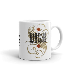 DTLA Flourish Mug by Peter Greco