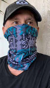 "Neck Gaiter: ""Celestial River"" by Peter Greco"