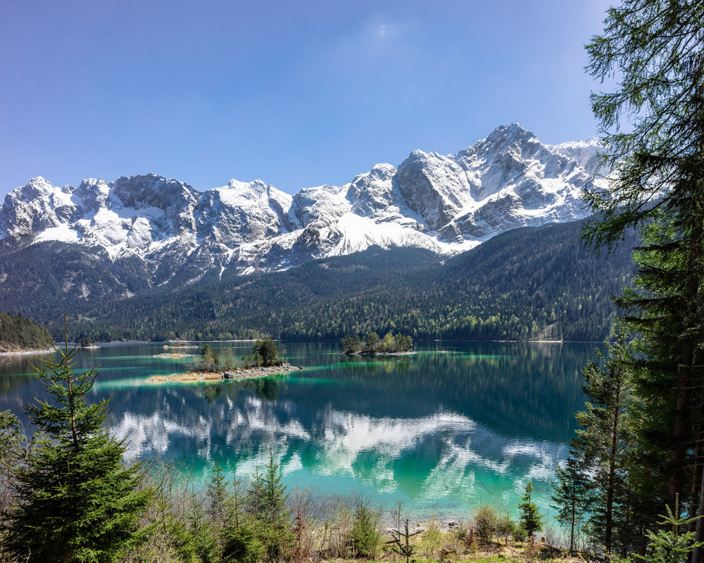 Eibsee Bayern_Slow-Supply