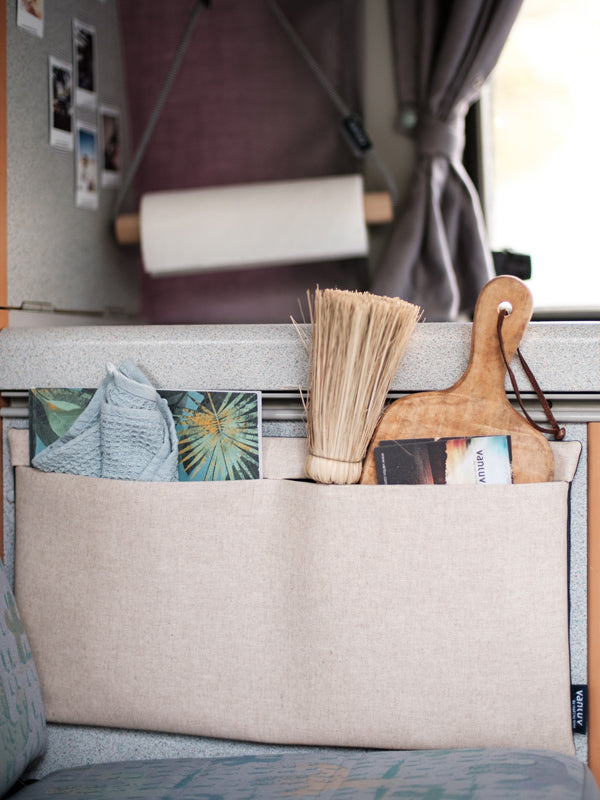 Stash It! The Small Wall Organizer