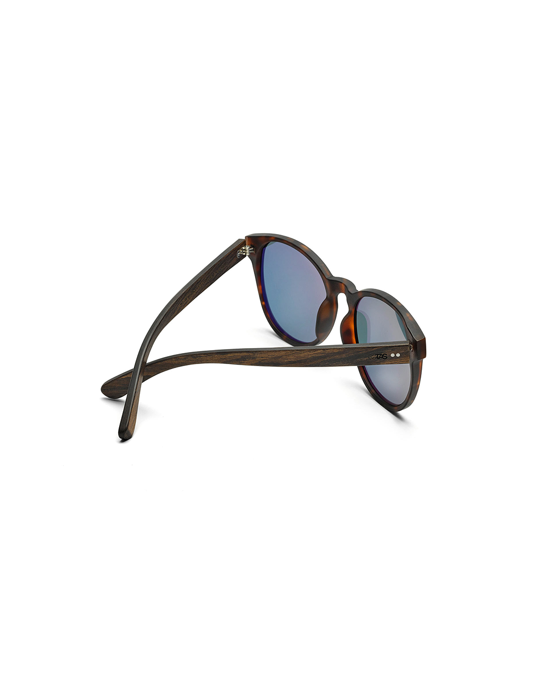 Holz-Sonnenbrille The Red Queen Unisex