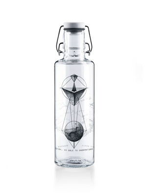 Trinkflasche - Geometry 0,6l