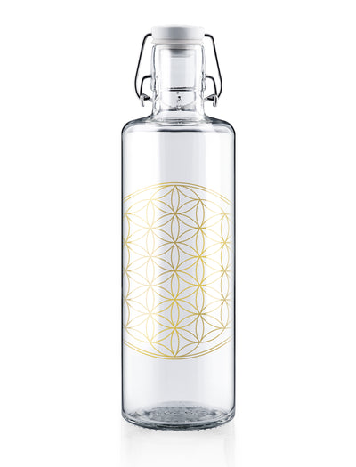 Trinkflasche - Flower of Life 1,0l