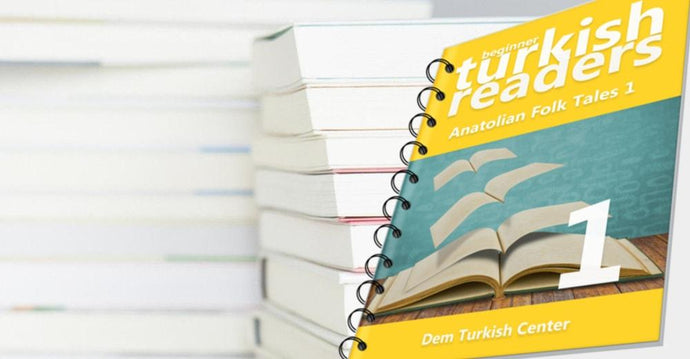 List of Turkish language audiobooks for beginners