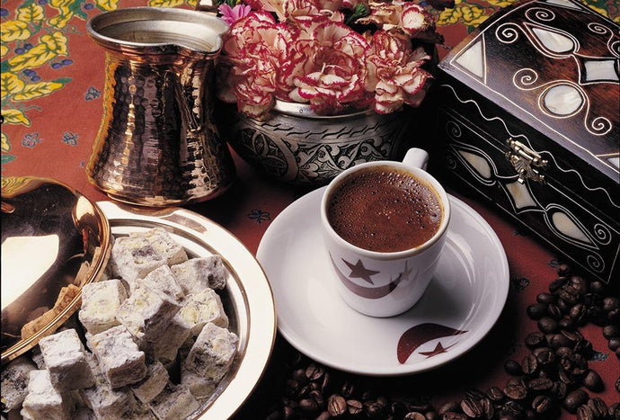 Turkish Speaking Lessons: Turkish Coffee Break