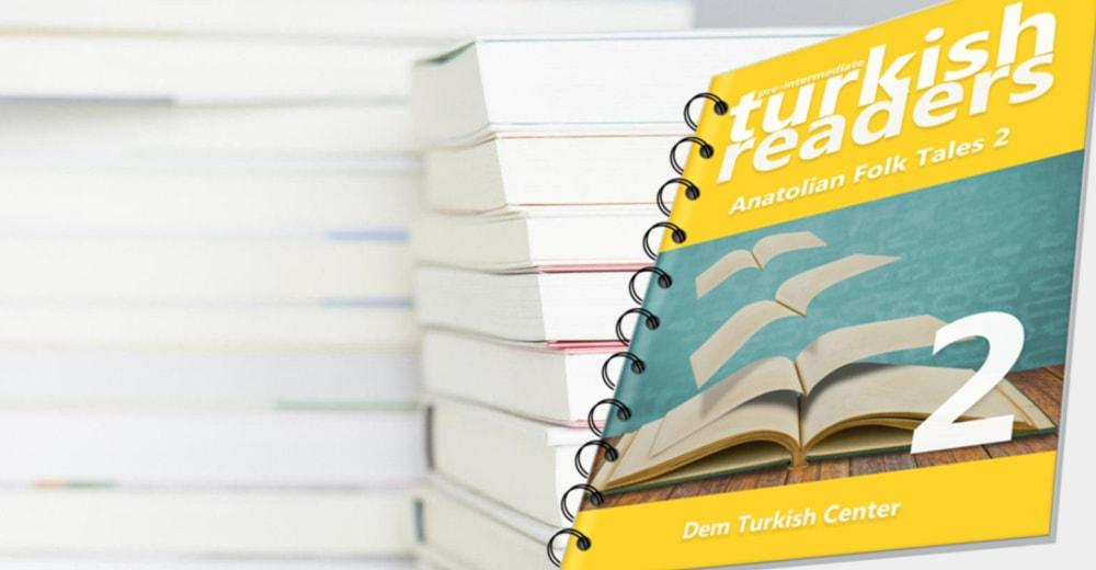 List of Turkish language audiobooks for pre-intermediate learners