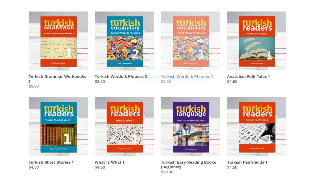 turkish language lessons worksheets books pdf
