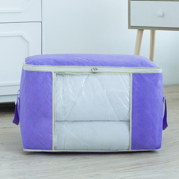Large Capacity Breathable  Clothes Quilt Storage Bags