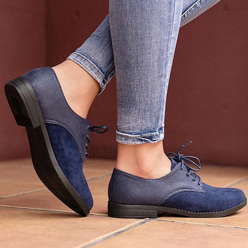 Women Casual Daily Oxford Shoes