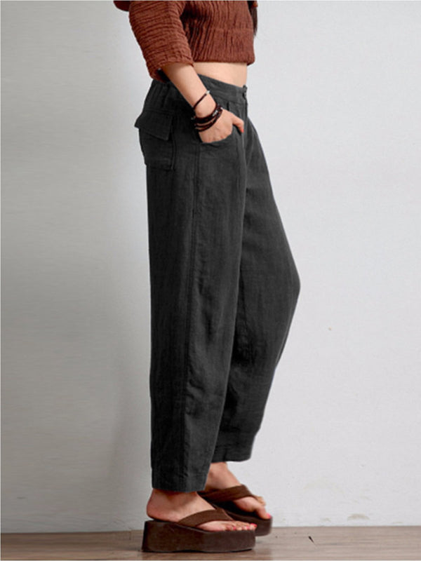Comfortable Casual Plus Size Pants