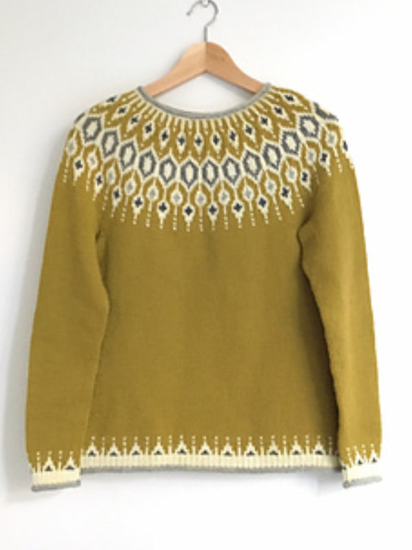 Soft Casual Plus Size Round Neck Sweater