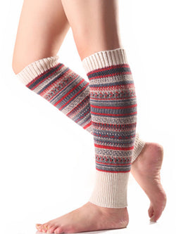 Acrylic Casual Women Christmas Socks