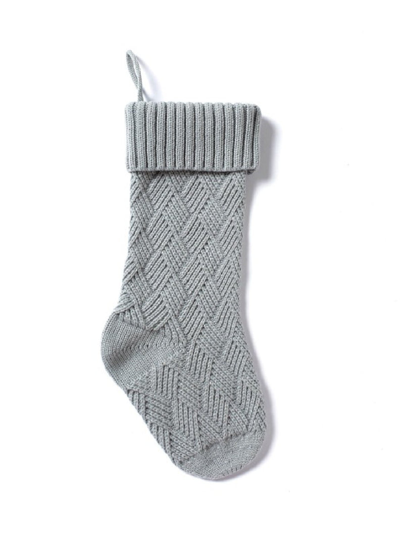 X'mas Warm Plain Socks