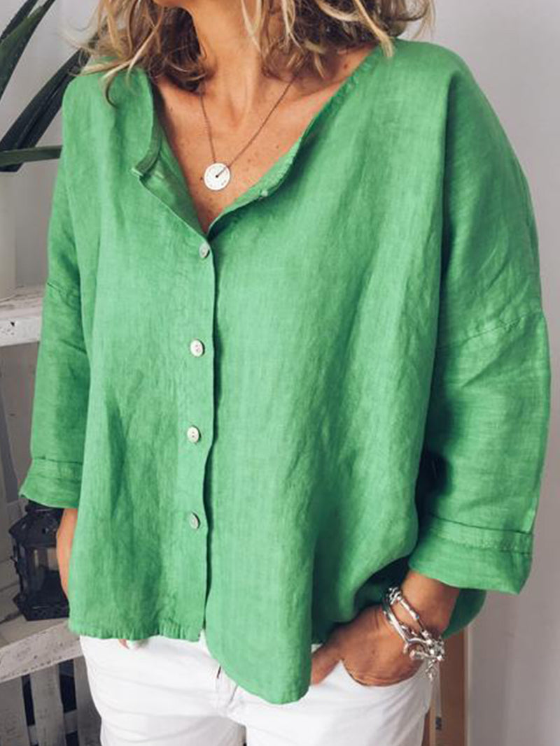 Women Casual Loose Tops Tunic
