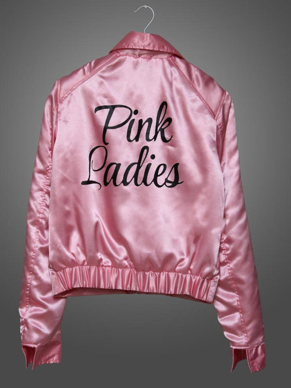 Grease Live Pink Ladies Jacket 1950s