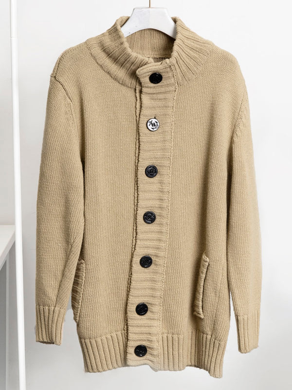 Cardigan loose long coat