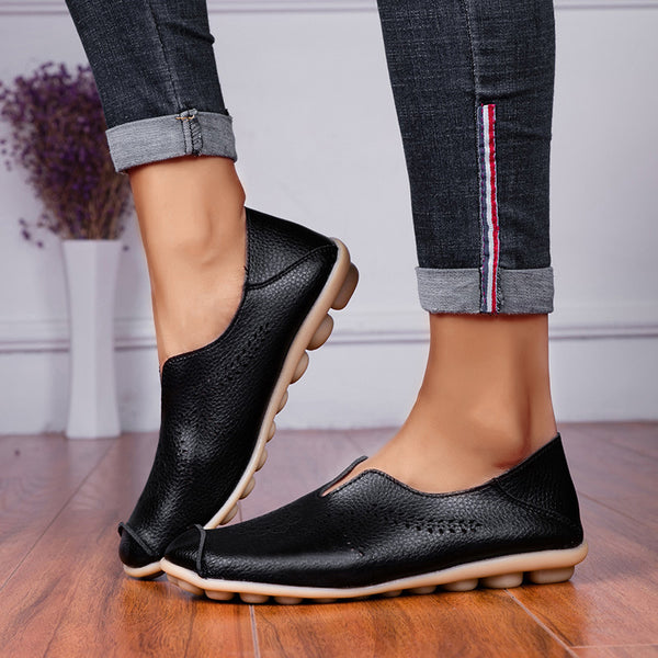 Plus Size Women Casual Slip on Shoes Loafers