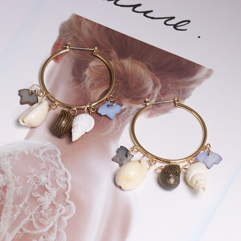 Casual  Alloy Earrings