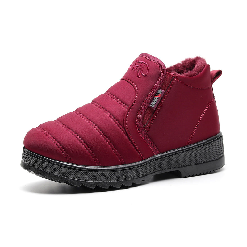 Unisex Suede Winter Boots