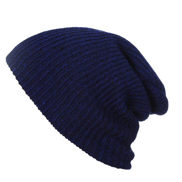 Men's and women's autumn and winter warm wool outdoor  hats