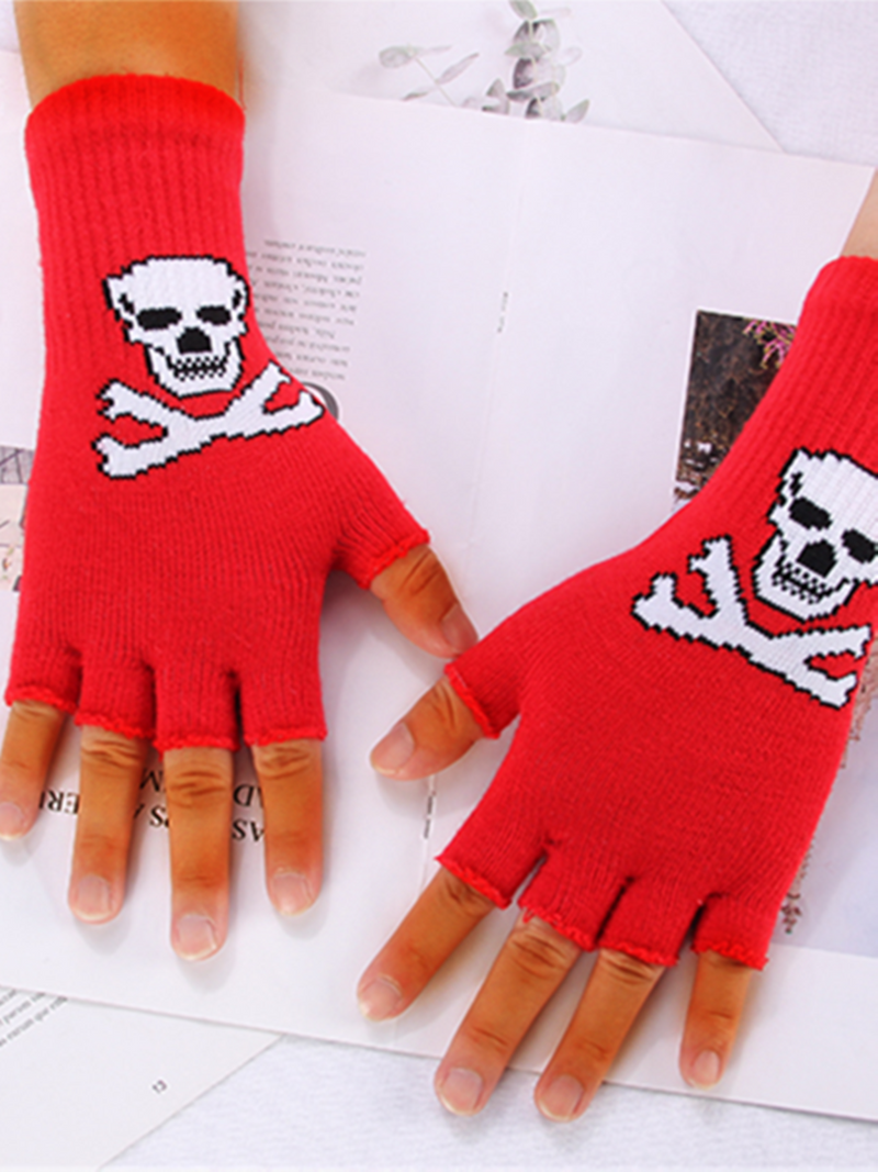 Knitted Gloves & Mittens