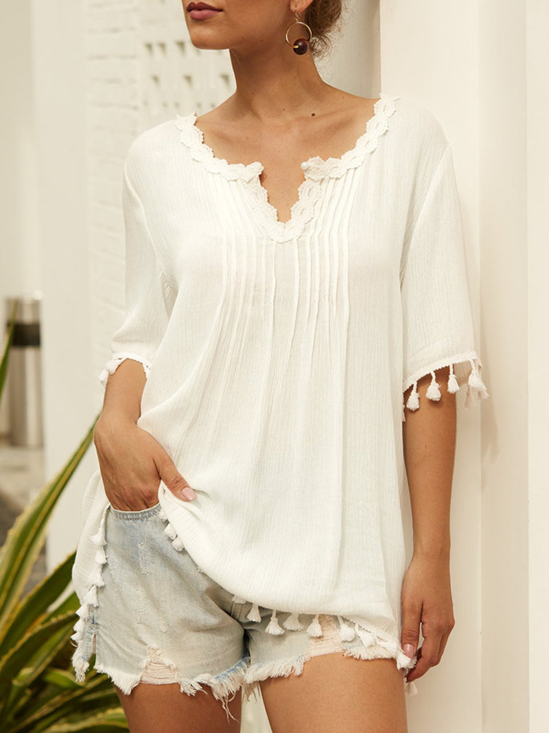 Half Sleeve Casual Shirts & Tops