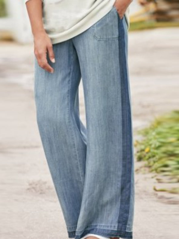 Casual Shift Plain Pants