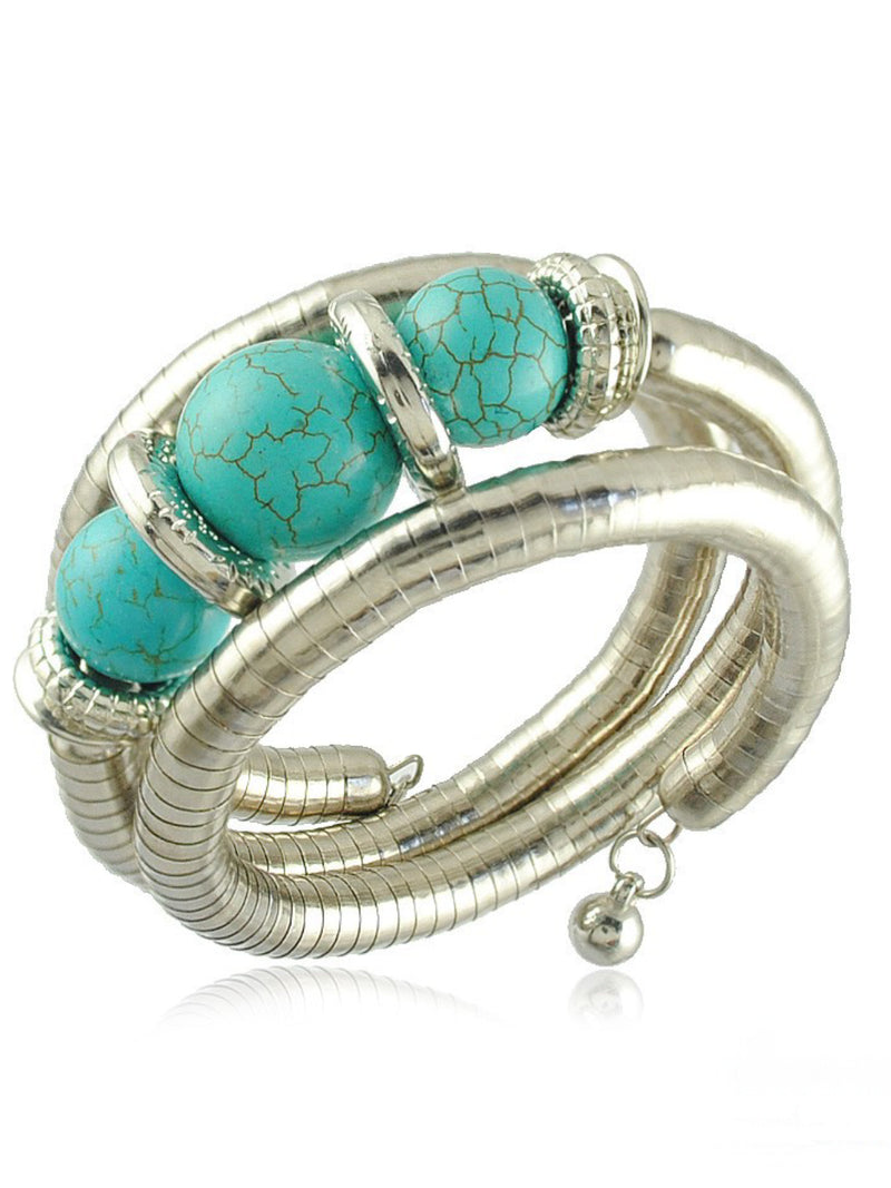 Alloy Vintage Flexible Bracelets