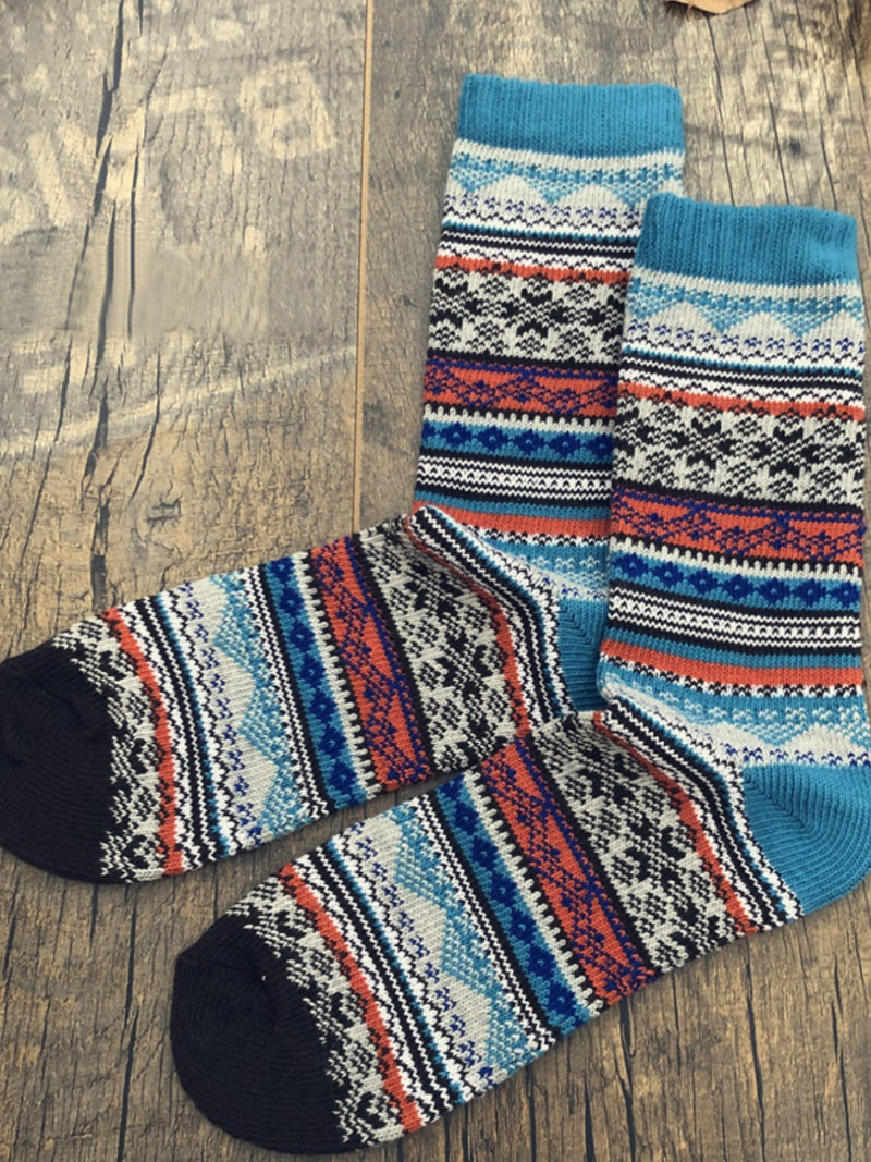 Cotton-Blend Underwear & Socks