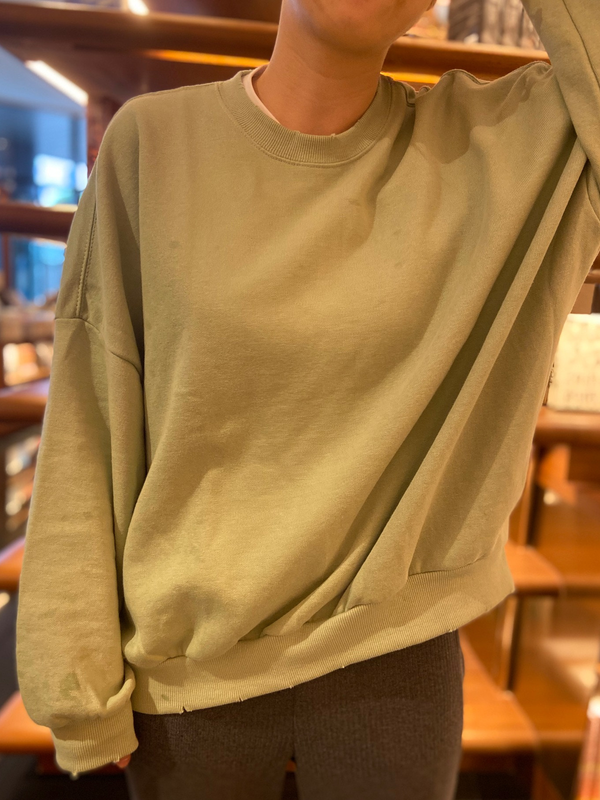 Green Long Sleeve Casual Shirts & Tops