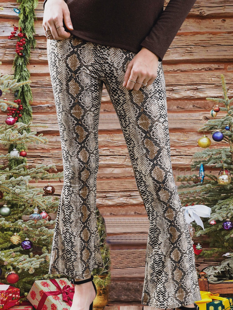 Shift Holiday Animal Pants