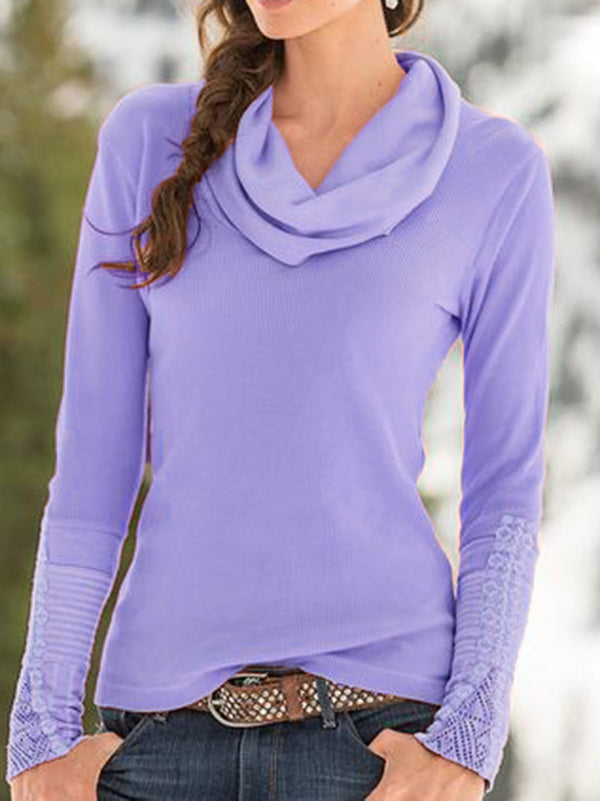 Women Casual Cotton Casual Tops