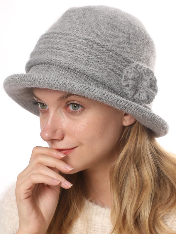 Women Winter Elegant Hats