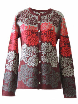 Women's  Casual Floral Sweet Long Sleeve Outerwear