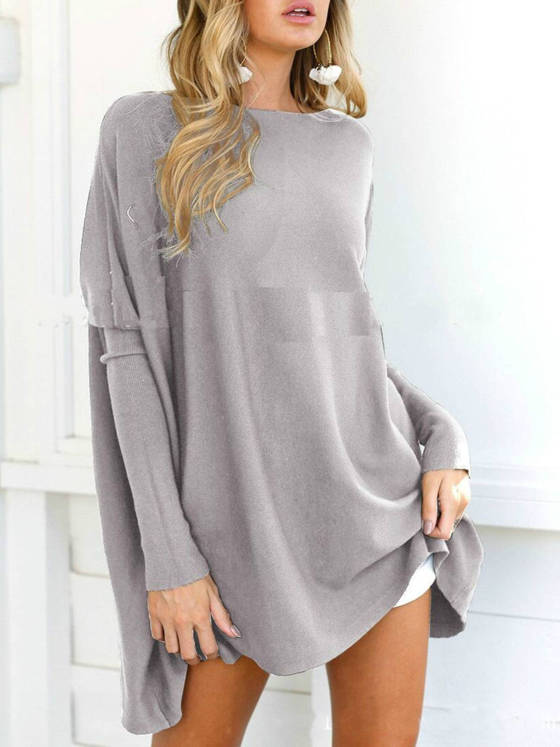 Batwing Casual Shirts & Tops