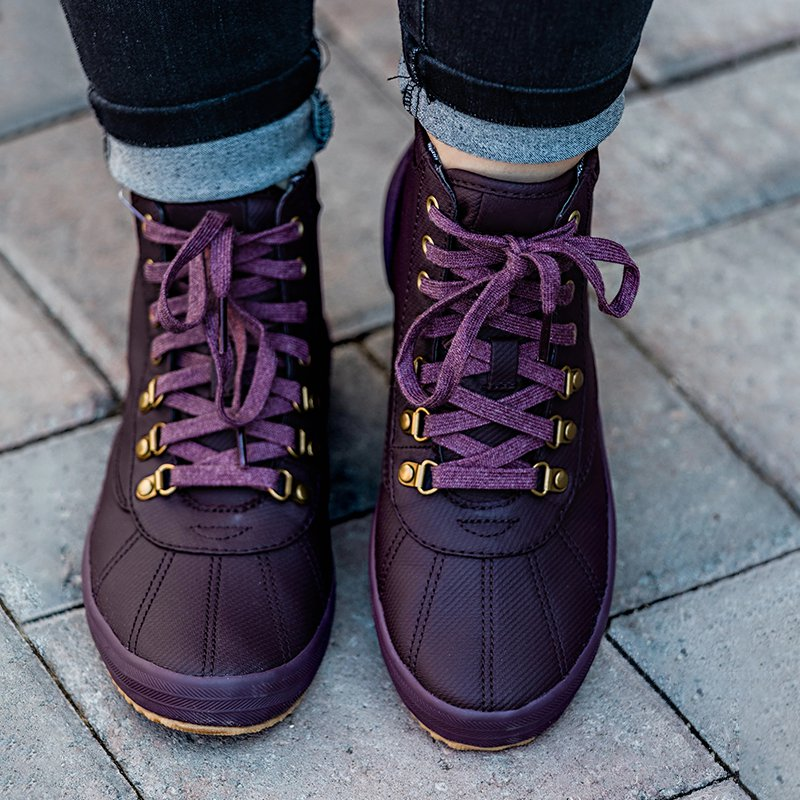 Women Casual Daily Lace Up Boots