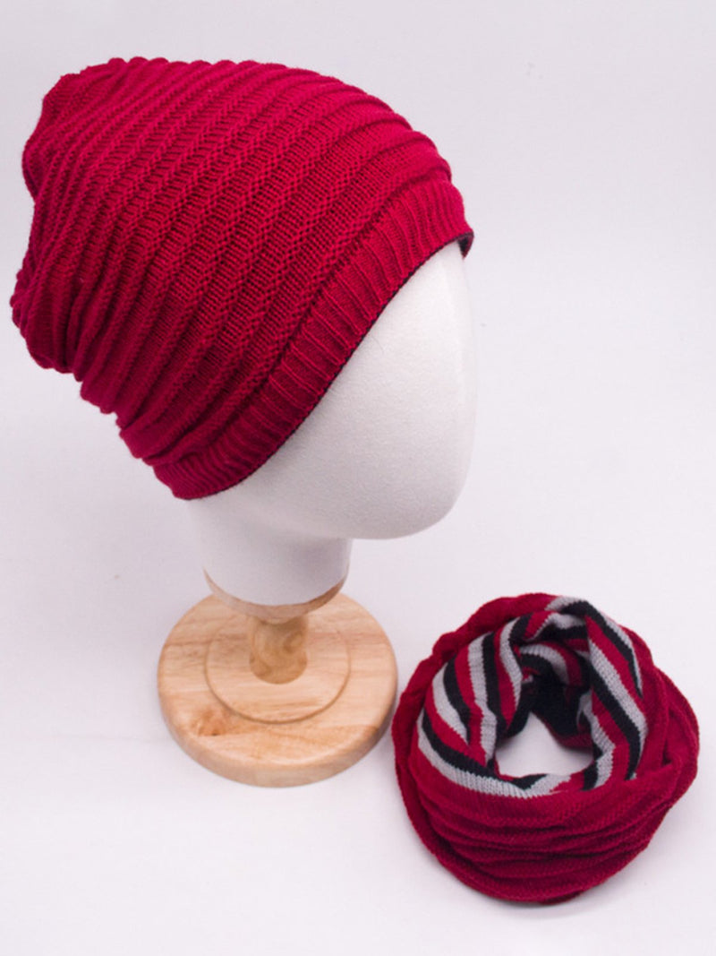 Casual Winter Warm Knitted Hats