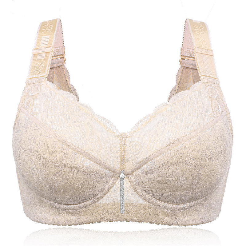 Wireless Plus Size Full Thin Cup Bras