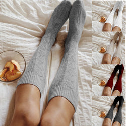 Women Knitted Socks