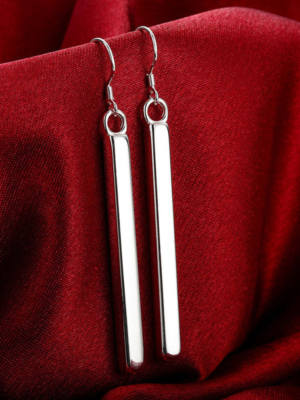 Simple Style Personality Geometric Shape Earrings