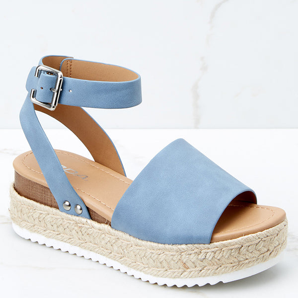 Casual Pu Spring/fall Sandals