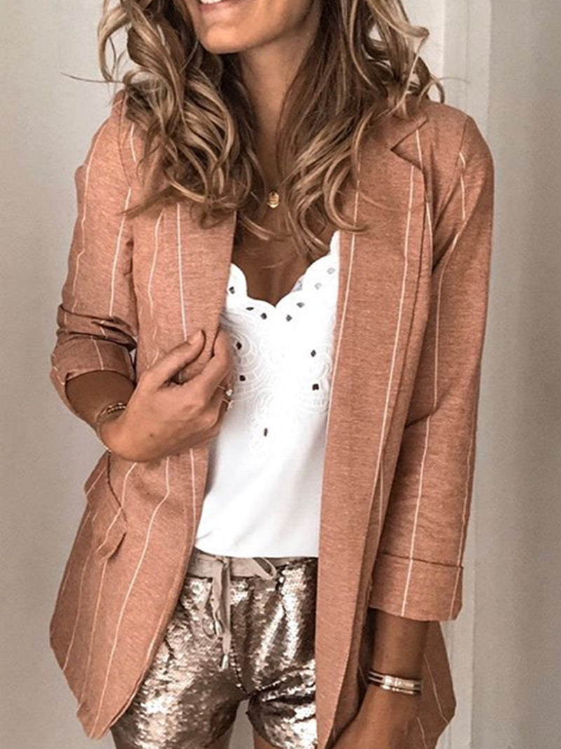 Work Long Sleeve Outerwear