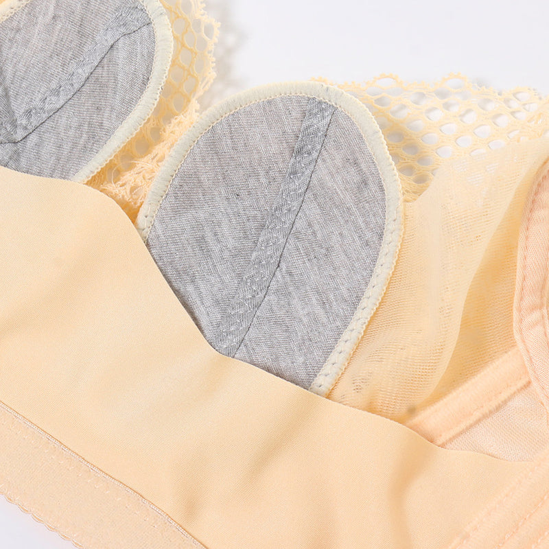 2019 New Arrival Ultra-thin Breathable Comfy Bras For Summer Season