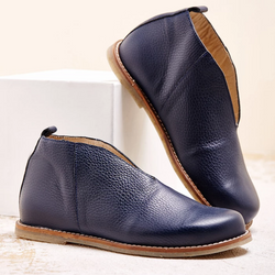 Artificial Leather Spring Women's Shoes