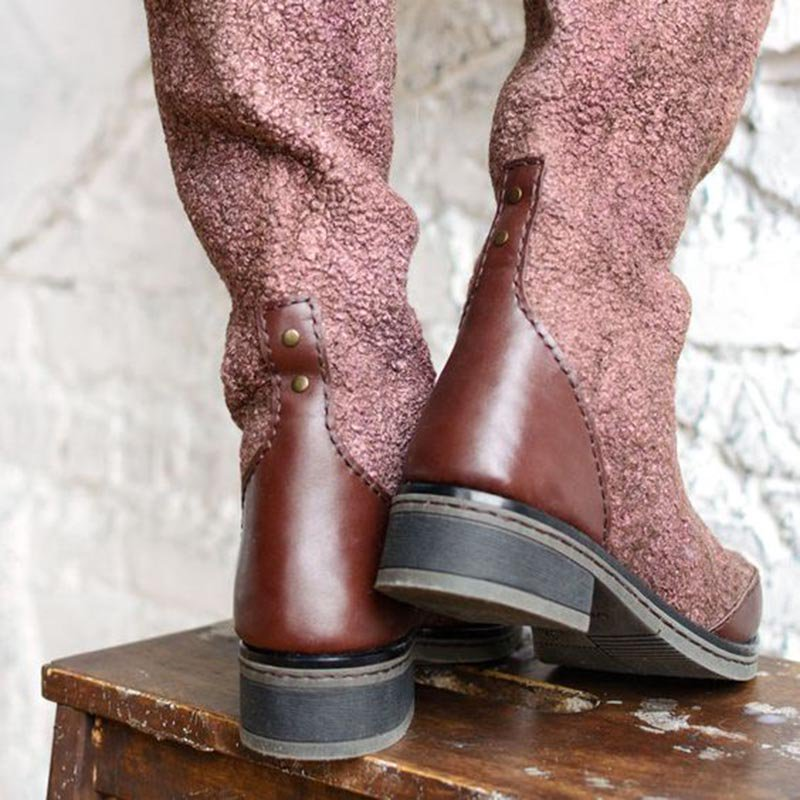 Women Warm Comfy Snow Boot