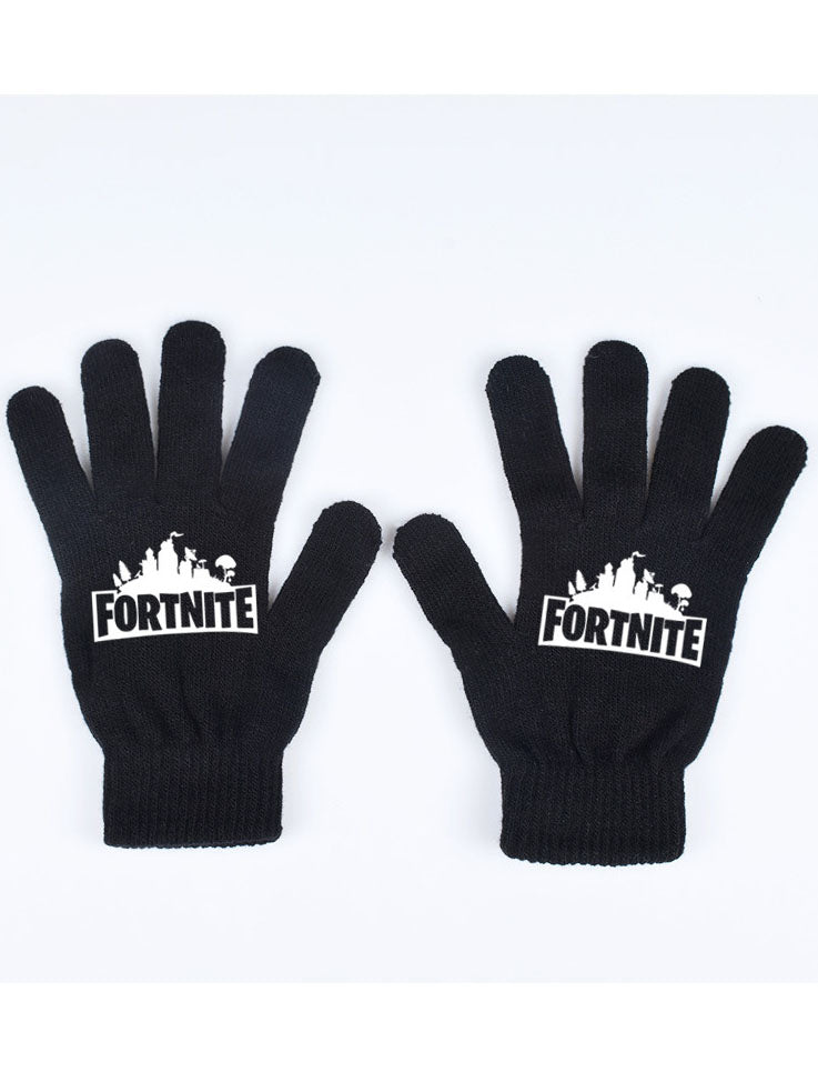 Fortnite Unisex Knitted Winter Gloves