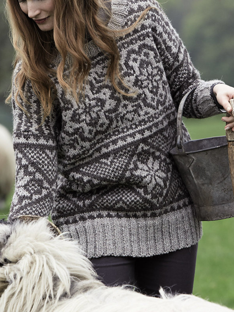 Shift Vintage Knitted Casual Sweater