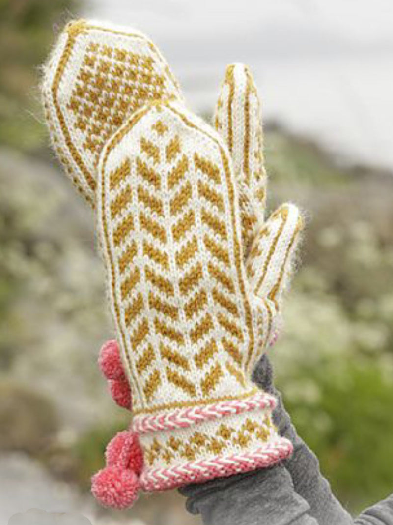 Leaf Casual Gloves & Mittens