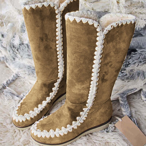 Winter Velvet Casual snow Boots