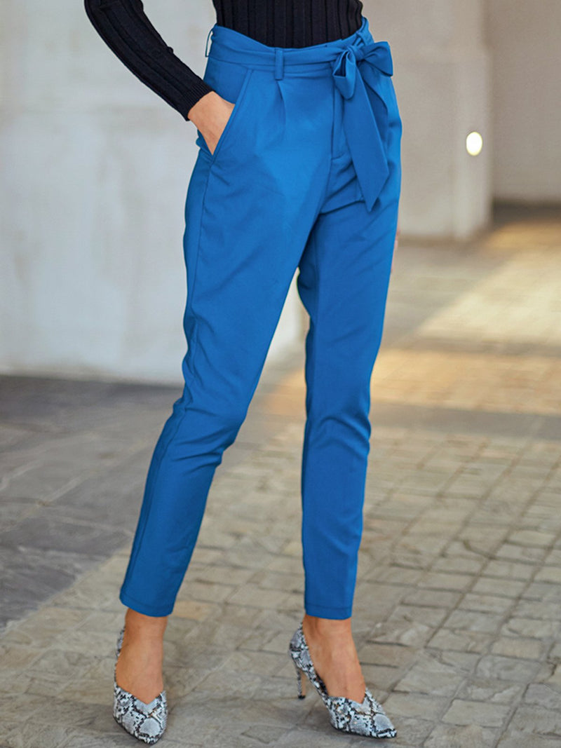 Blue Shift Pants
